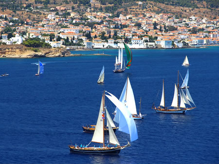 1 Spetses Island Greece