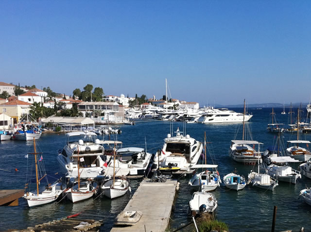 14 Spetses Island Greece