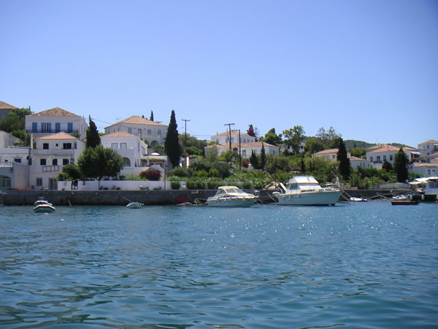 3 Spetses Island Greece