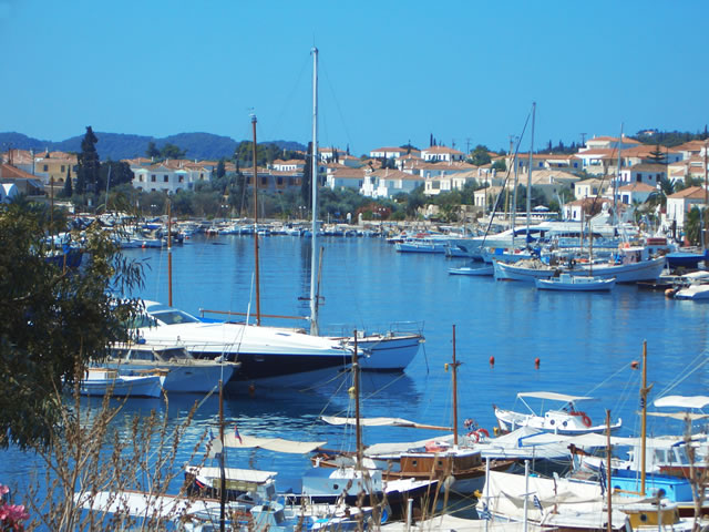6 Spetses Island Greece